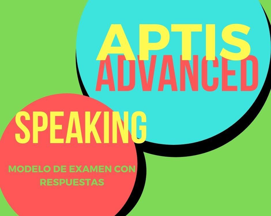 Aptis Advanced Speaking