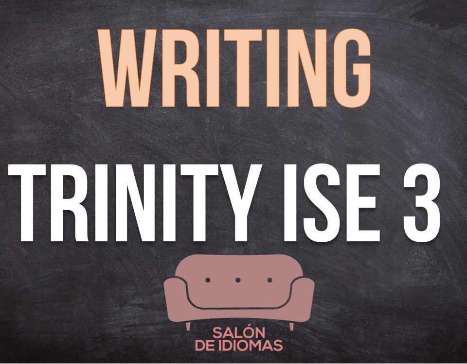 reading into writing trinity ise iii