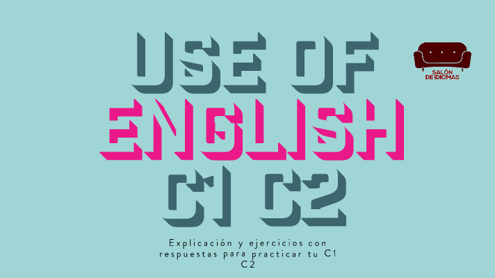 Use of English C1 C2, Curso C1 C2