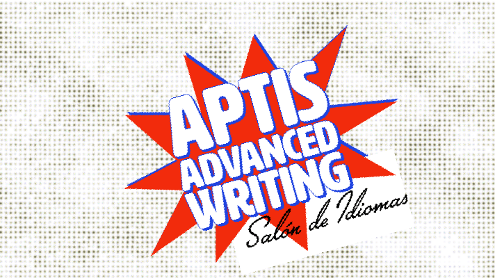 Aptis Advanced Writing