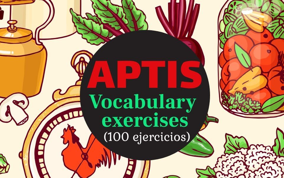 Aptis vocabulary exercises