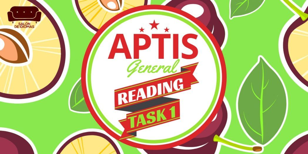 reading Aptis General part 1
